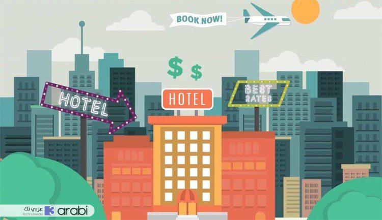 أبرز 5 تطبيقات حجز الفنادق بأرخص الأسعار عبر هاتف الأندرويد
