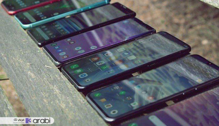 أفضل 10 هواتف ذكية يمكن شرائها في العام 2020