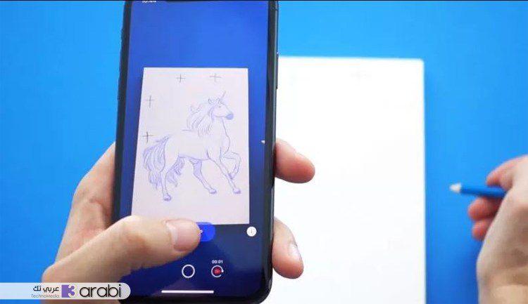 بهذا التطبيق سترسم أروع الرسومات حتى وان كنت لا تجيد الرسم