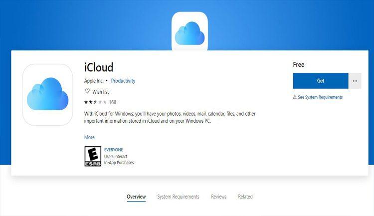 تحميل iCloud
