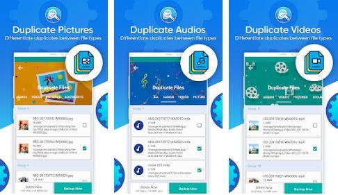 تطبيق Duplicate Files Fixer and Remover