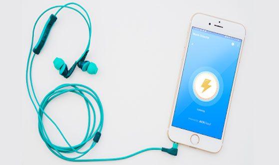 تطبيق Music Detector