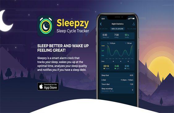 تطبيق Sleepzy