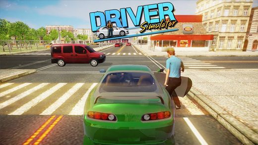لعبة Driver Simulator