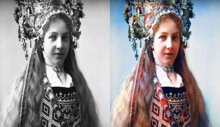 تطبيق أندرويد لتحويل الصور القديمة ذات اللونين الأبيض والأسود الى صور ملونة