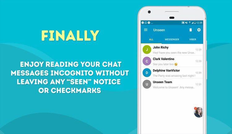 كيف تقرأ رسائل الواتس آب بدون علم الطرف الآخر عبر تطبيق Unseen