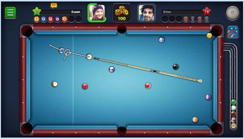 لعبة 8ball Pool