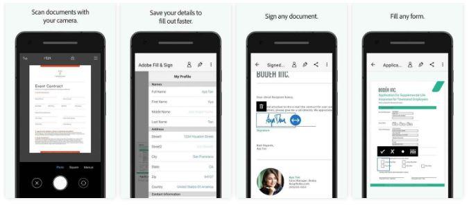 تطبيق Adobe Fill & Sign-min