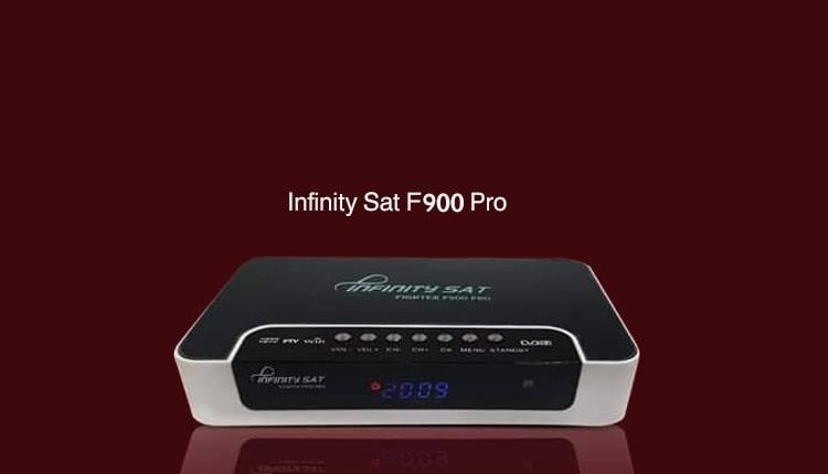 رسيفر Infinity Sat F900 Pro باشتراكات تصل الى 4 سنوات