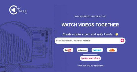 موقع MyCircleTV