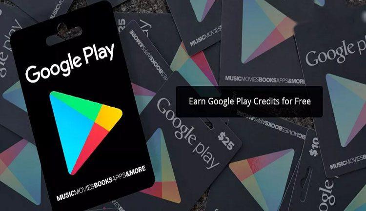 اربح بطاقات جوجل بلاي ورصيد PayPal من خلال هذه المواقع المشهورة