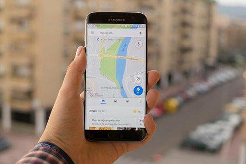 تطبيق خرائط جوجل تطبيقات مهمة لسائقي السيارات