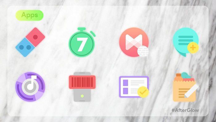 تطبيق Smoon UI - Rounded Icon Pack-min