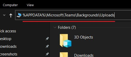 تغيير خلفية مكالمة الفيديو في برنامج Microsoft Teams 4-min