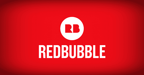 موقع redbubbel