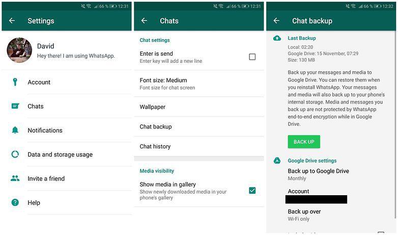 كيفية نقل محادثات WhatsApp القديمة إلى هاتفك الجديد