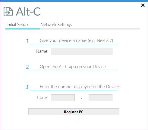 نسخ نص من الحاسوب ولصقه في الهاتف 4