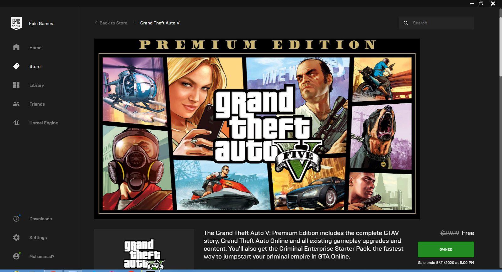 تحميل لعبة GTA 5 مجاناً
