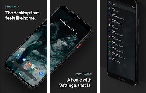 أفضل 7 تطبيقات لانشر للأندرويد مجانية لتحسين شكل الهاتف