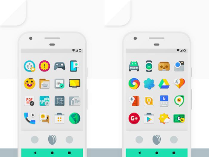 Minty Icons Free-min تطبيقات أندرويد لتخصيص أيقونات التطبيقات