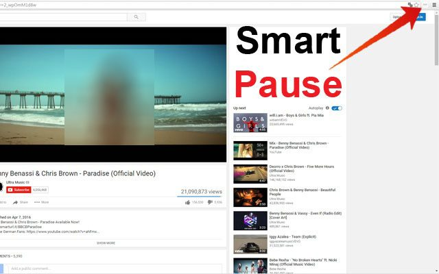 Smart Pause On YouTube