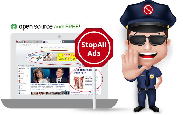 StopAll Ads