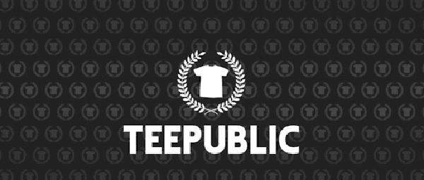 موقع teepublic ربح المال من خلال تصميم التيشرتات
