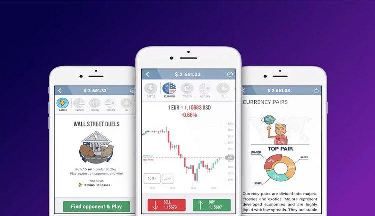 أبرز 4 تطبيقات تستخدم في تداول العملات