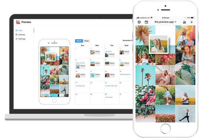 تطبيق previewapp