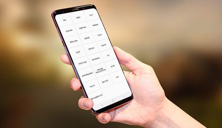 تعرف على أفضل 4 تطبيقات لفحص اللمس في شاشة هاتف الأندرويد
