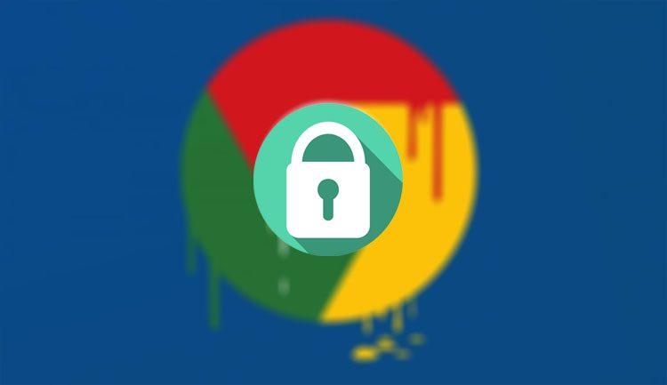طريقة قفل متصفح جوجل كروم بكلمة مرور