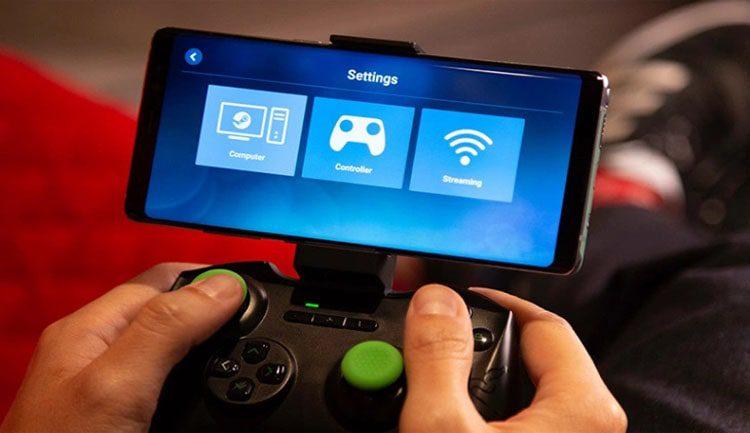 طريقة لعب ألعاب Steam عبر هاتف الأندرويد