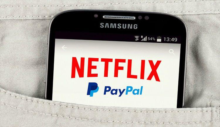 كيفية الغاء تجديد اشتراك نتفلكس عبر موقع بي بال PayPal