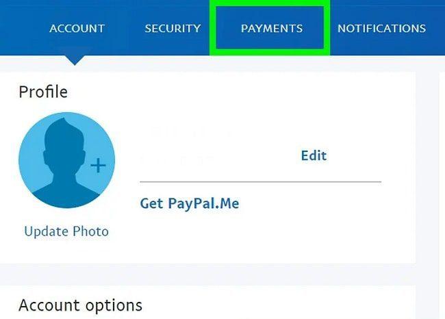الغاء تجديد اشتراك نتفلكس عبر موقع بي بال PayPal 3