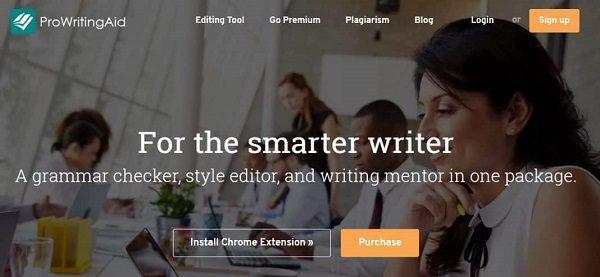أداة ProWritng Aid أفضل 5 أدوات بديلة لتطبيق Grammarly