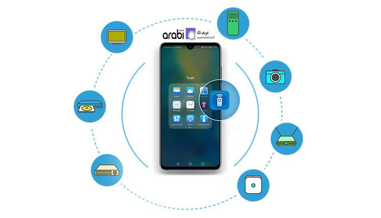 كيفية إستخدام هاتفك الهواوي كريموت كنترول للتحكم عن بُعد بجميع الأجهزة المنزلية