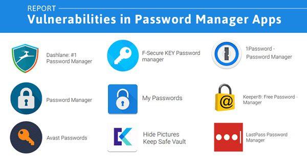 قم باستخدام مدير كلمات المرور في الجهاز Password Manager