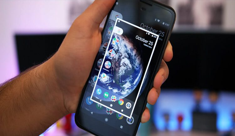 أبرز تطبيقات الأندرويد لأخذ لقطة شاشة لجزء معين من الشاشة
