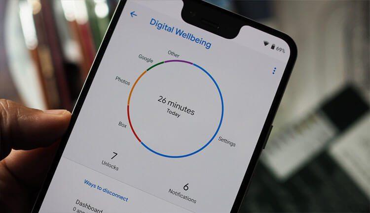 تخلص من إدمان استخدام التطبيقات عبر هذا التطبيق من شركة جوجل