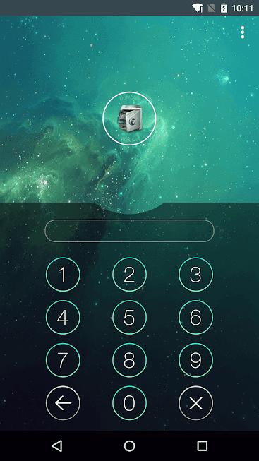 مميزات تطبيق applock