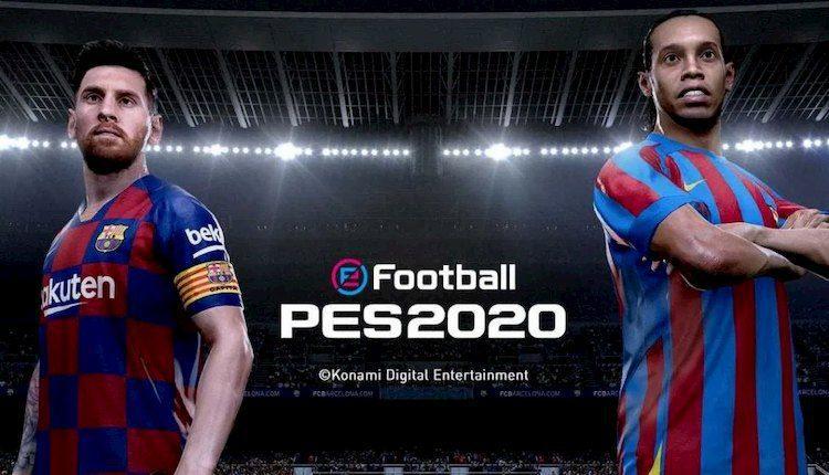 تحميل لعبة Pes 2020 للأندرويد آخر إصدار