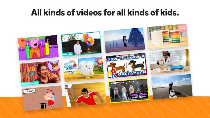 تطبيق Youtube Kids