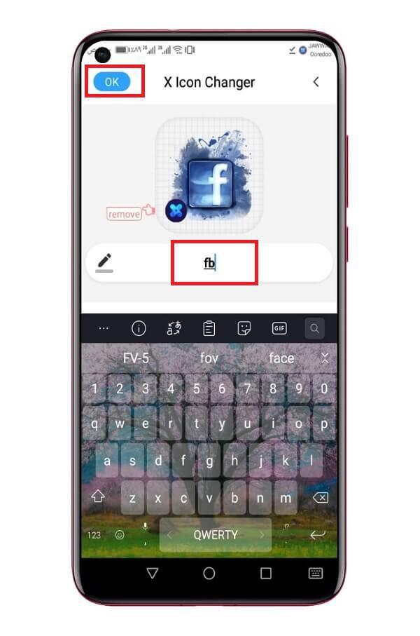 تغيير أيقونة أي تطبيق في هاتف الأندرويد 3