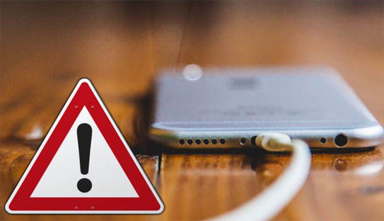 7 أخطاء شائعة يجب عليك تجنبها عند شحن هاتف الذكي