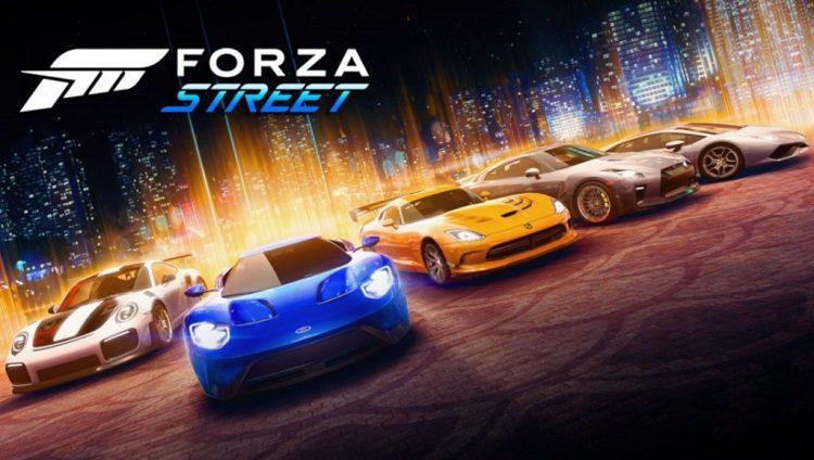 لعبة Forza Street 2020