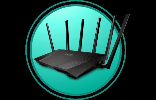 استخدام أحدث أجهزة الراوتر/ 10 أسرار لزيادة قوة إشارة الواي فاي Wi-Fi في المنزل