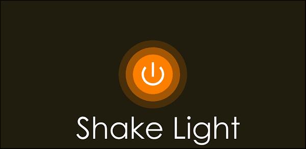 تطبيق Shake Light