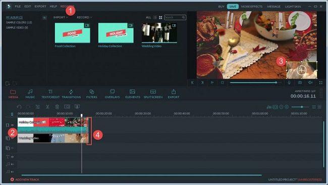 برنامج Wondershare Filmora بدائل برنامج أدوبي After Effect