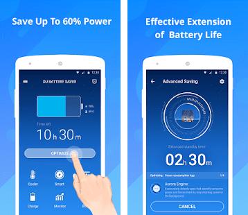 تطبيق DU Battery Saver