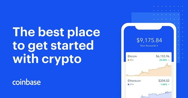 موقع Coinbase